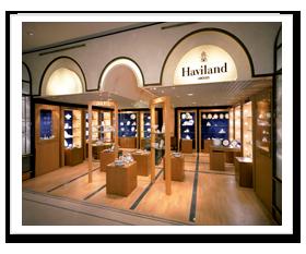 Stand Haviland Printemps